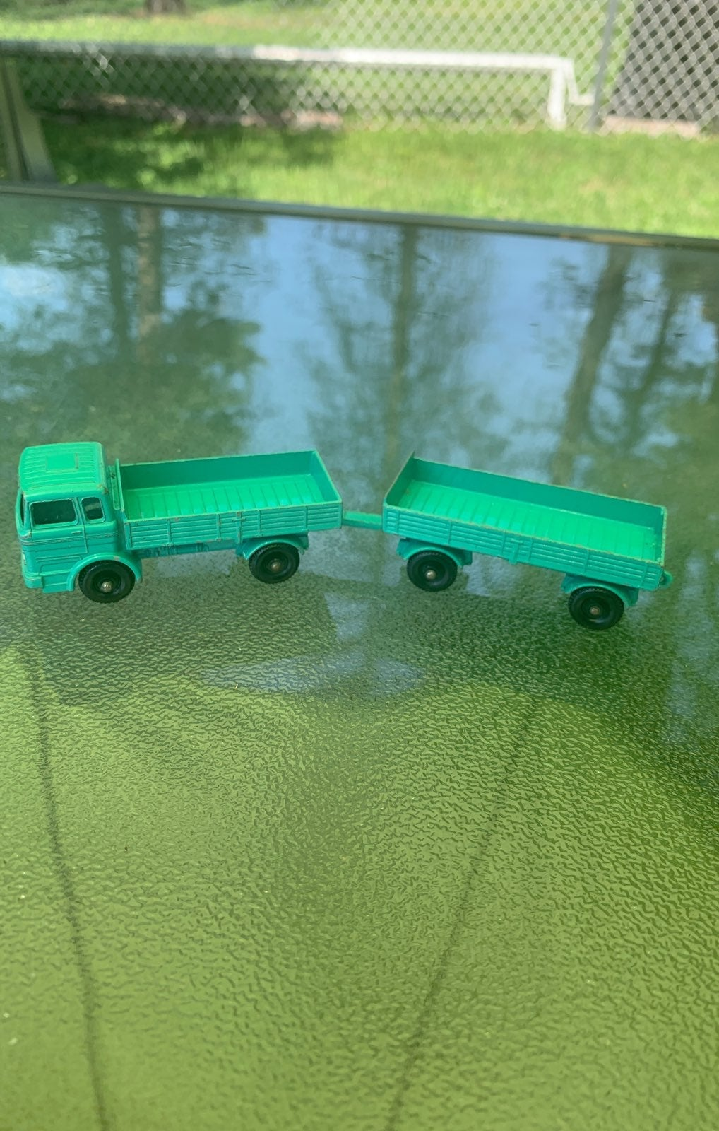 """""""Matchbox"""" series by lesney no. 1& no.2"""