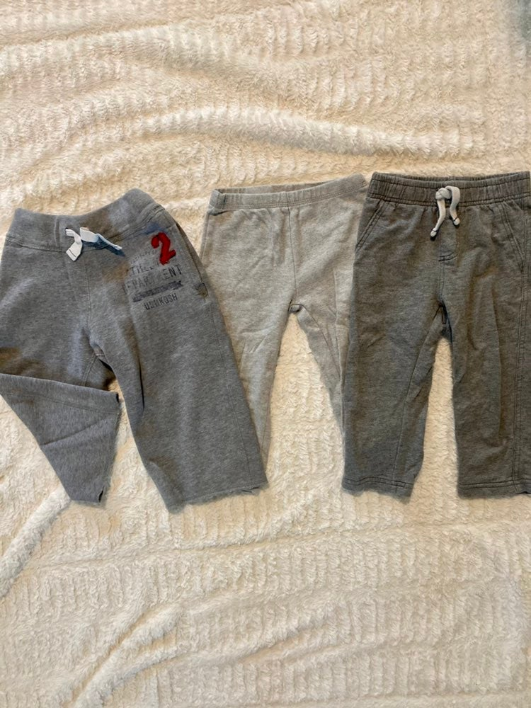 Carter's boys pants lot (24M)