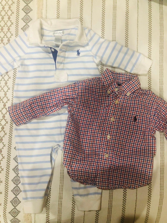 Baby Boy Ralph Lauren Lot. 9 Months