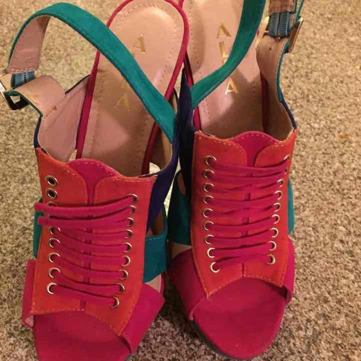 ALBA Shoes High heels