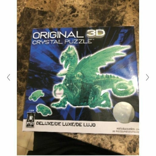 Original 3d Dragon crystal puzzle!