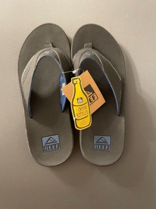 Men's Reef Sandals Flip Flops Shoes 11