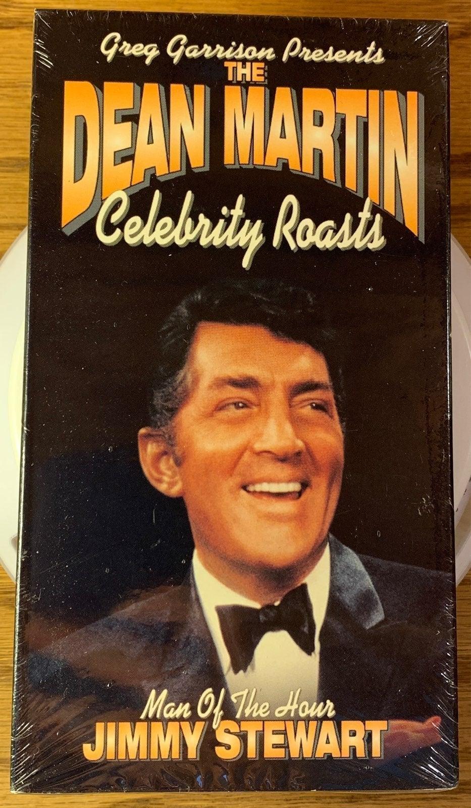 The Dean Martin Celebrity Roasts VHS