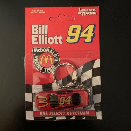 Bill Elliot Keychain