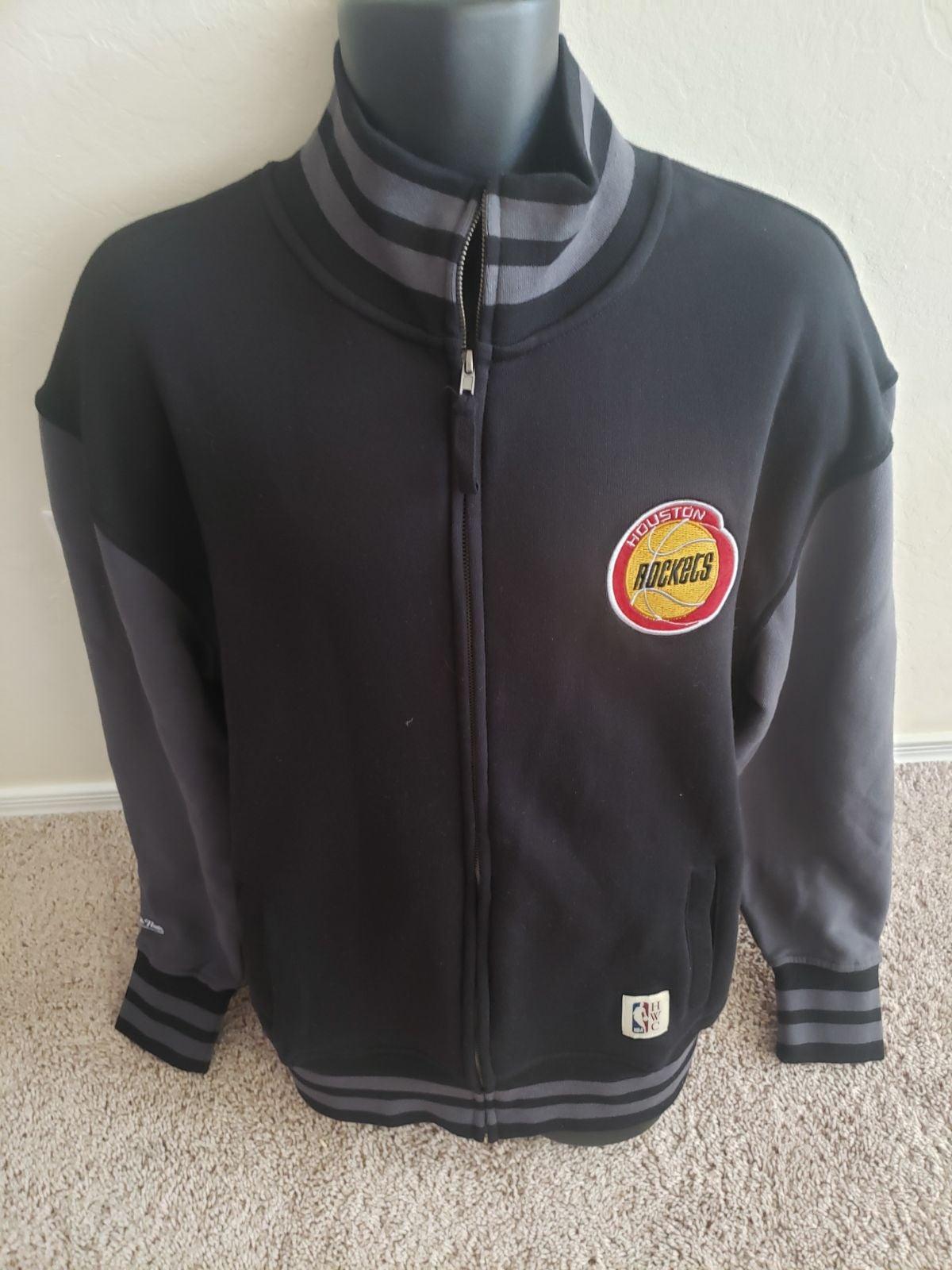 New XL Houston Rockets vintage jacket