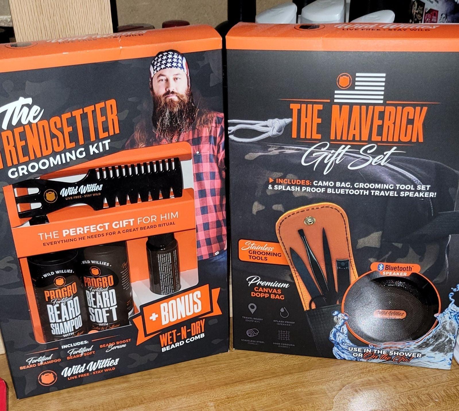 Beard Grooming Trendsetter & Maverik