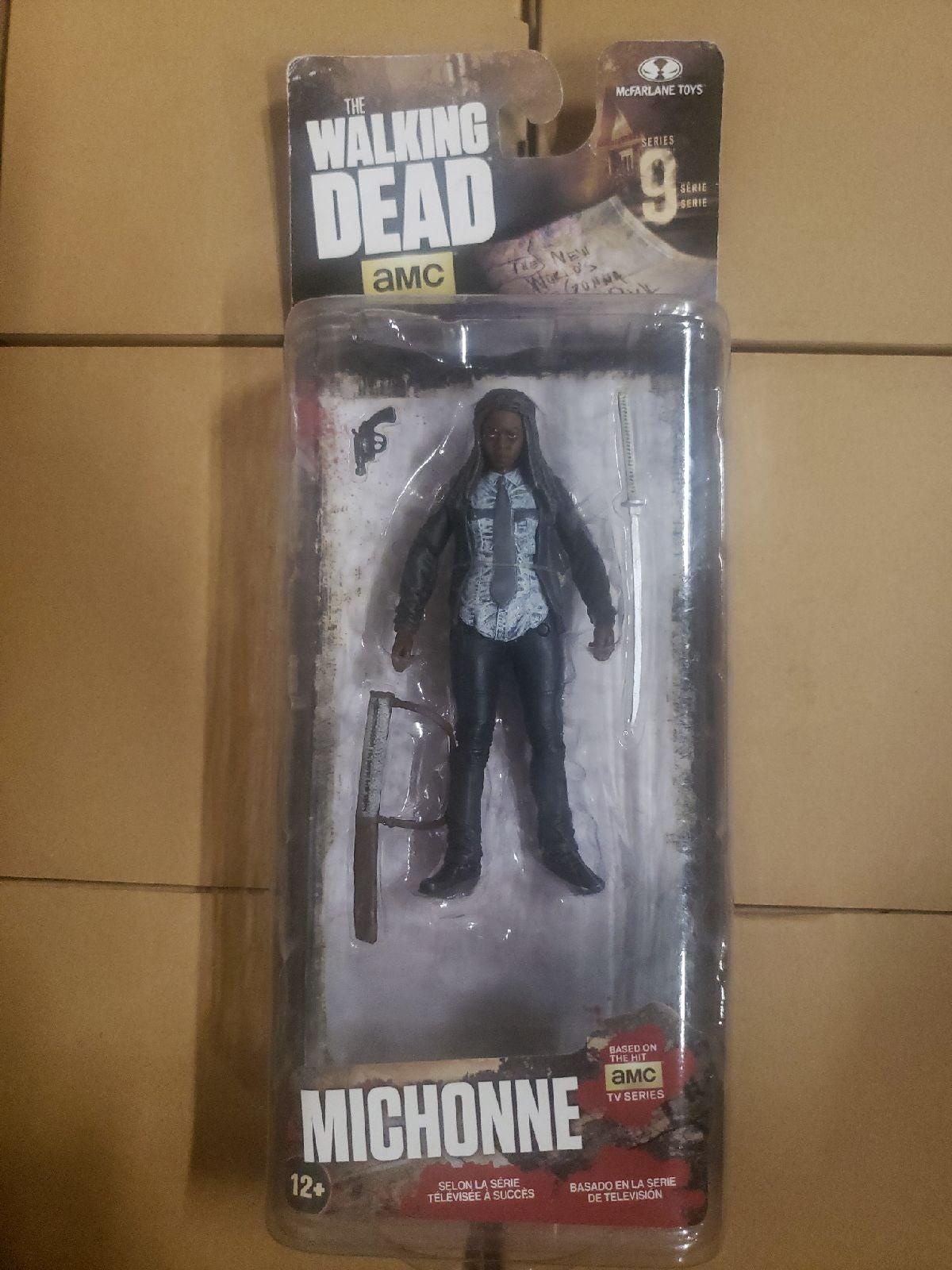 Michonne Walking Dead McFarlane Toy