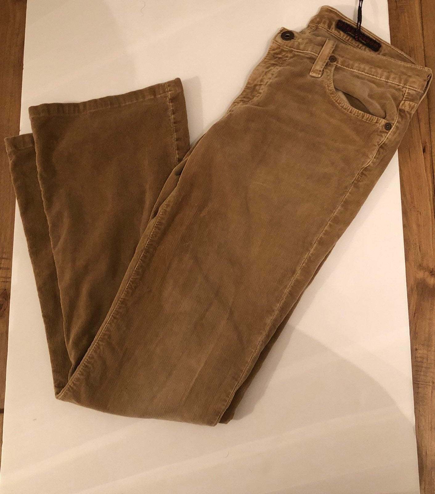 Corduroy Women Jeans