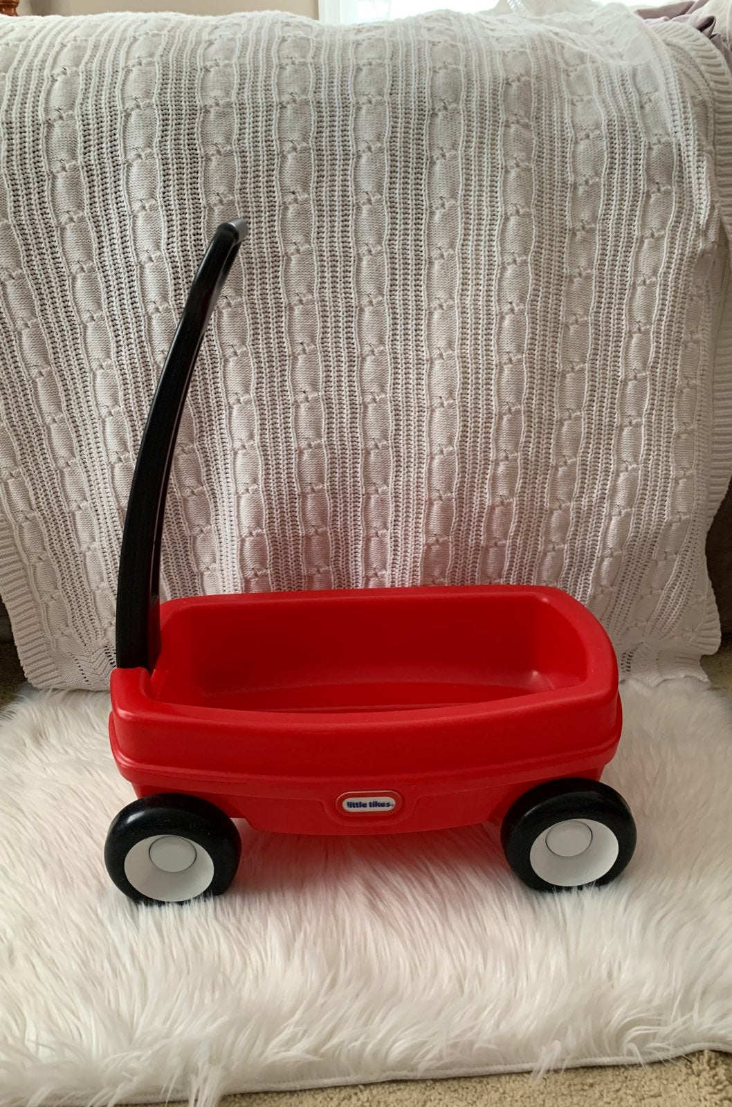 Little Tykes Lil' Wagon Pull Toy