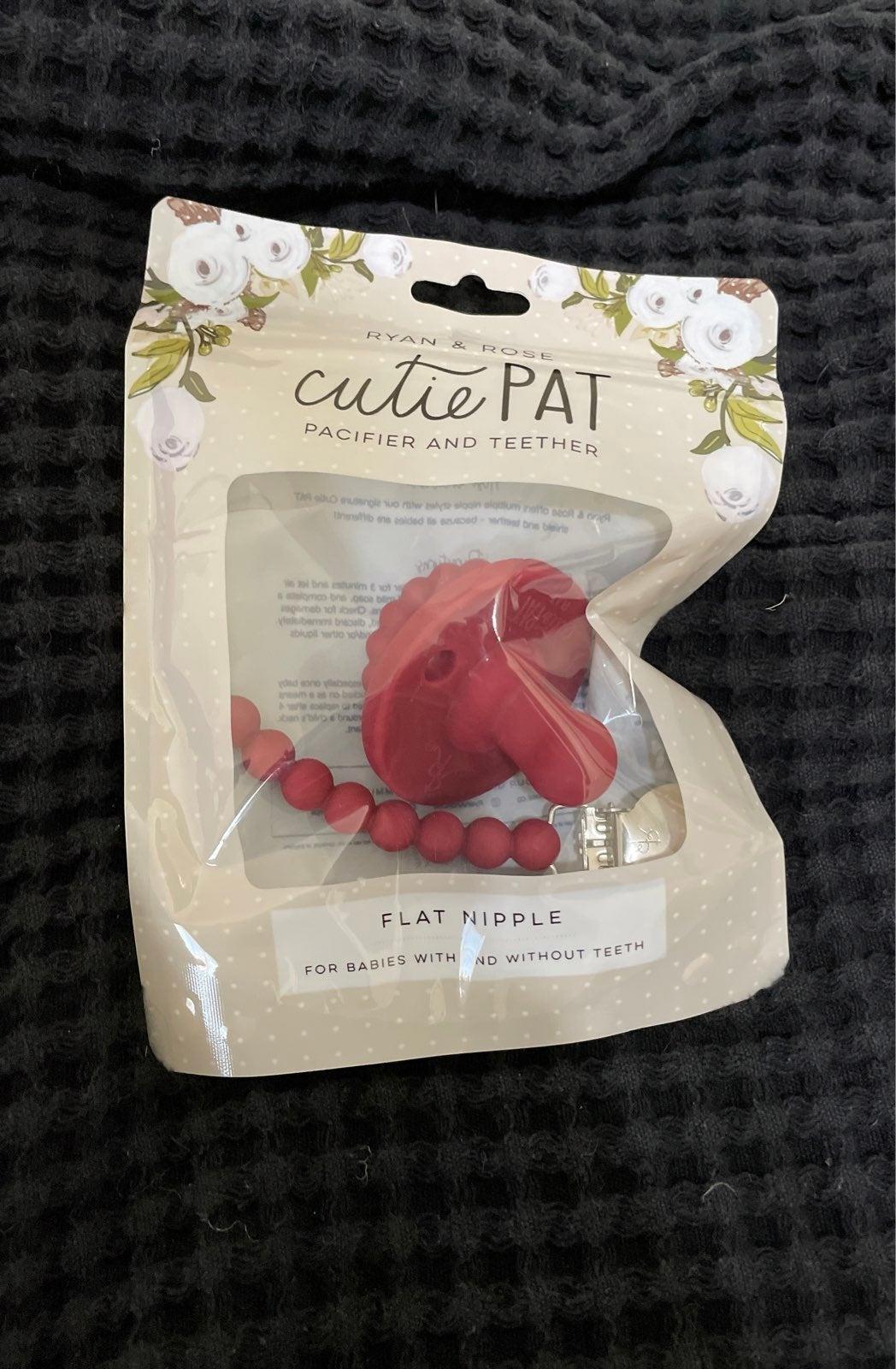 Ryan & Rose Pinot Cutie Pat Flat & Clip