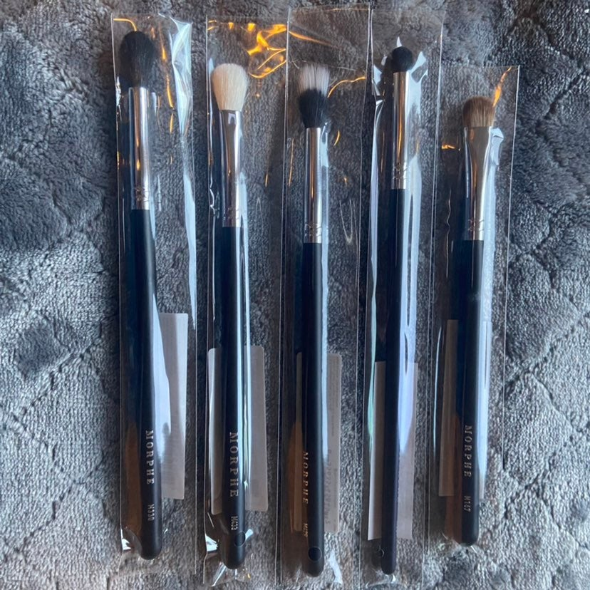 Morphe Eye Brushes 5 NEW