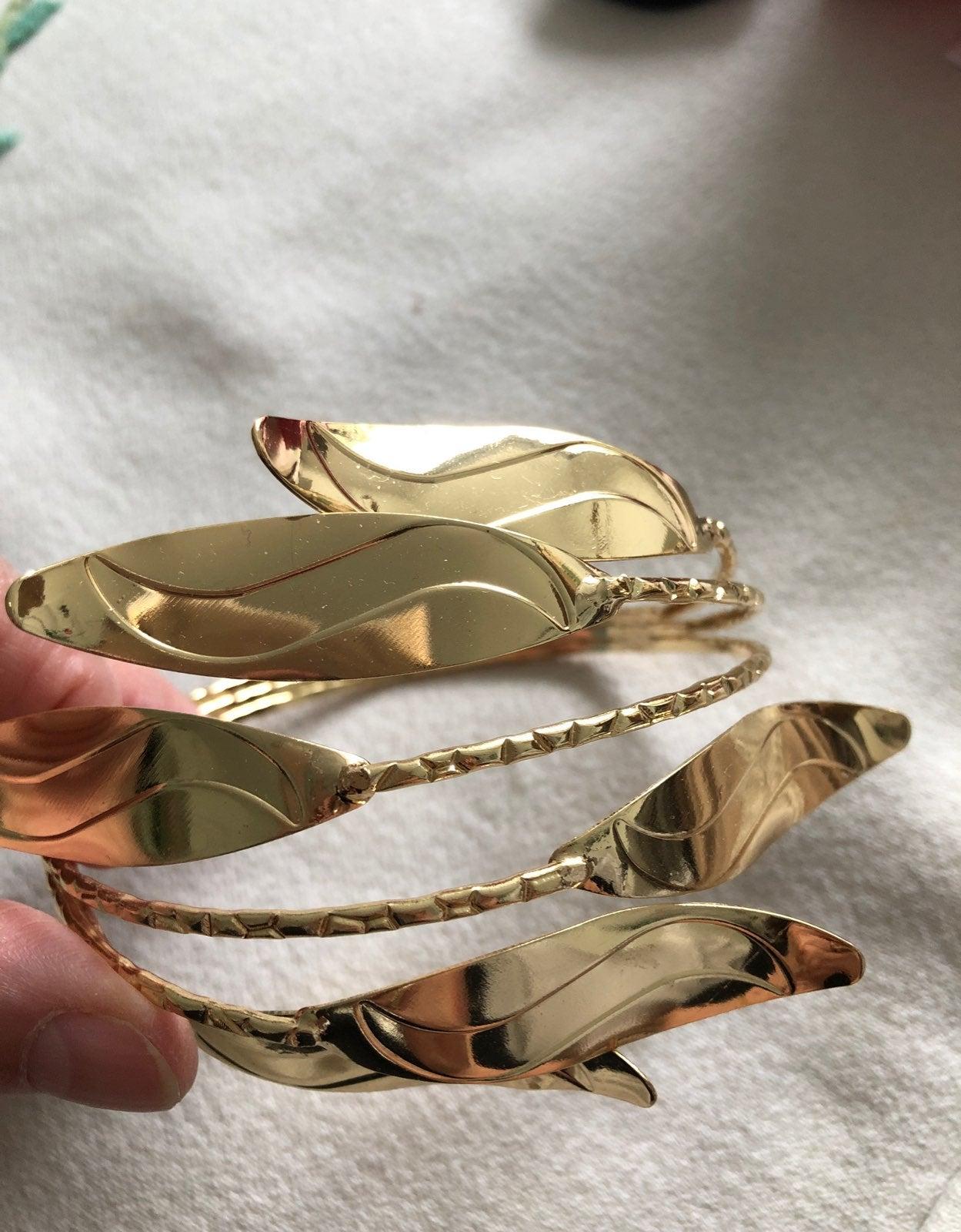 Grecian arm bracelet NEW