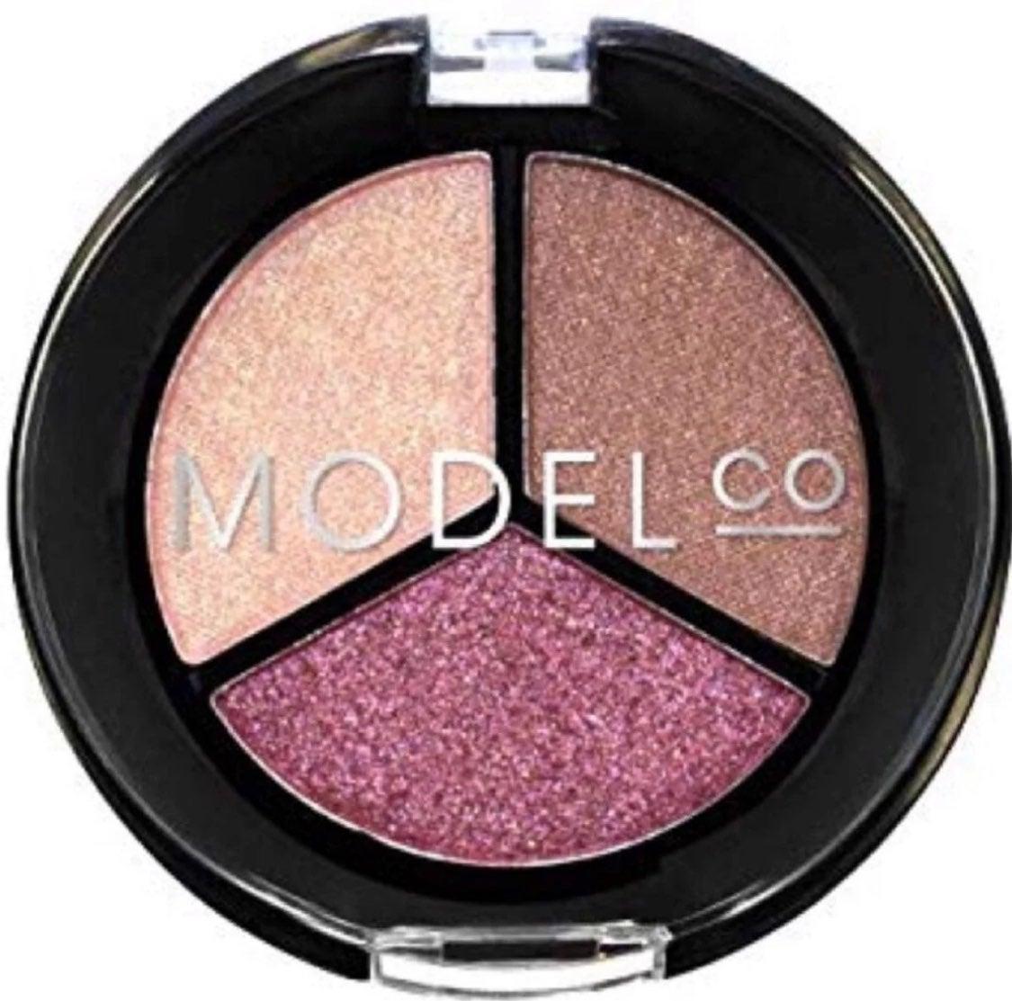 Model Co Metallic Eye Shadow Trio - Myko