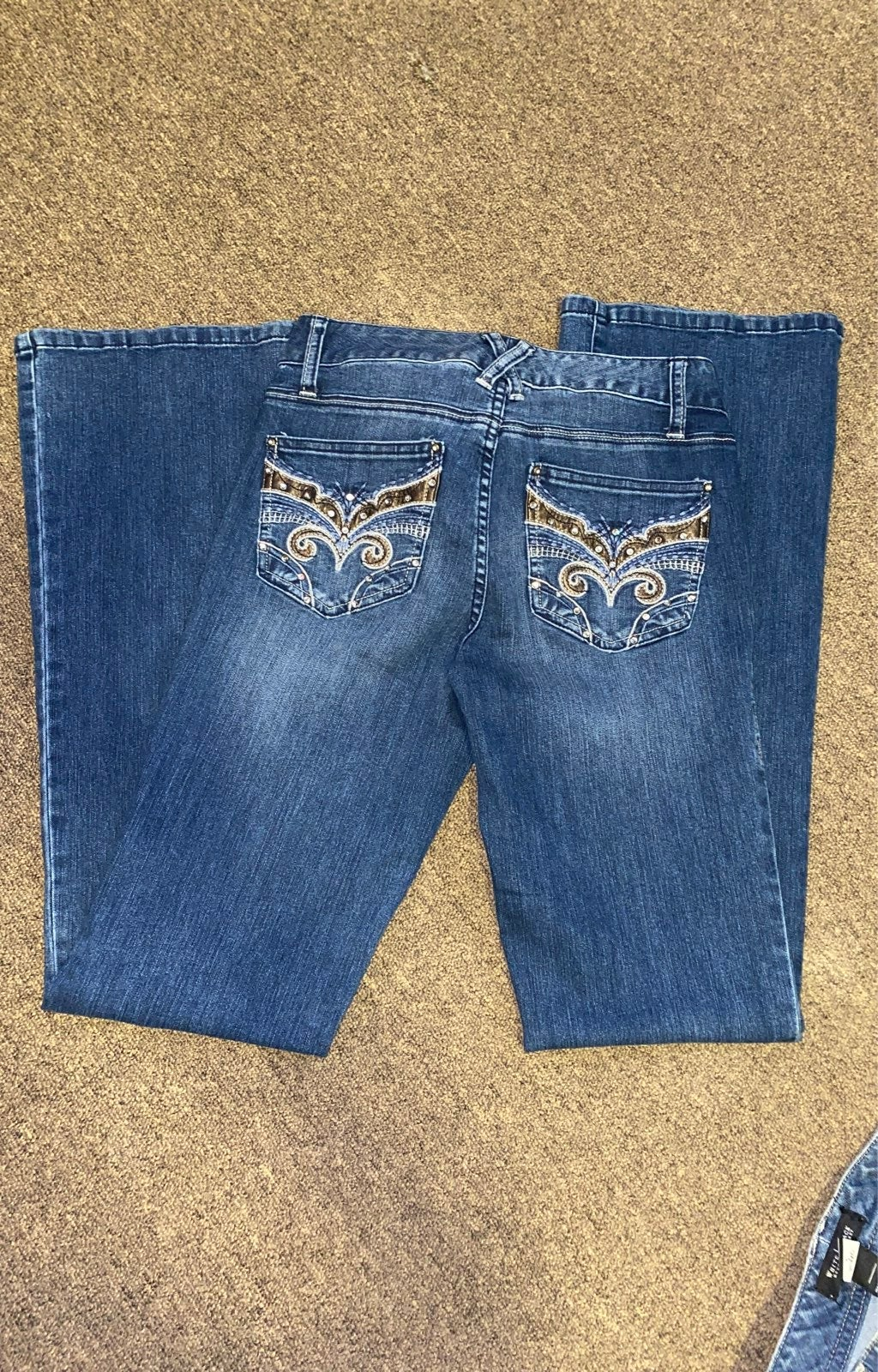 Nwt womens cache jeans size 4