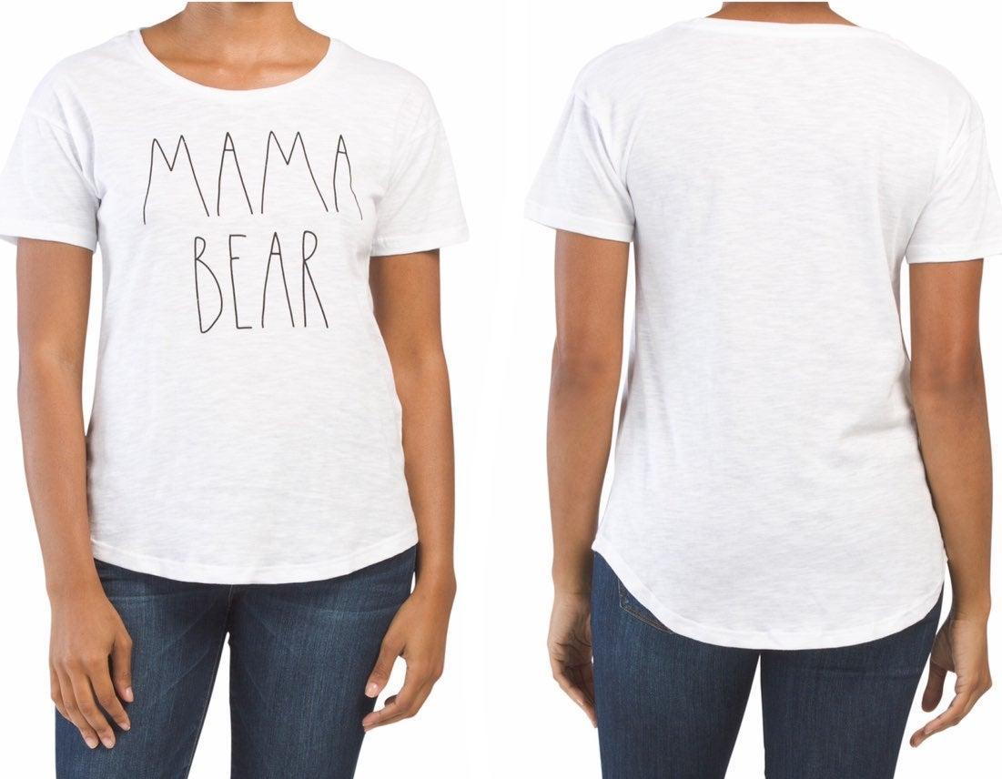 Rae Dunn Mama Bear Tee