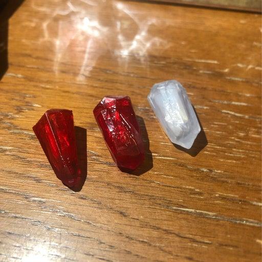 Galaxy edge lightsaber kyber crystals
