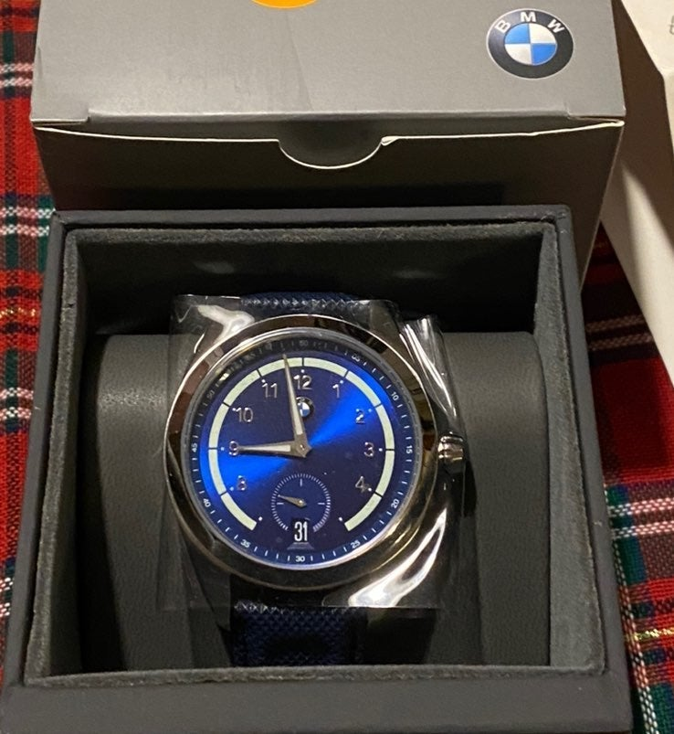 BMW Mens Watch BNIB.