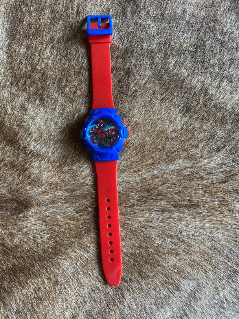 Spider- Man  watch