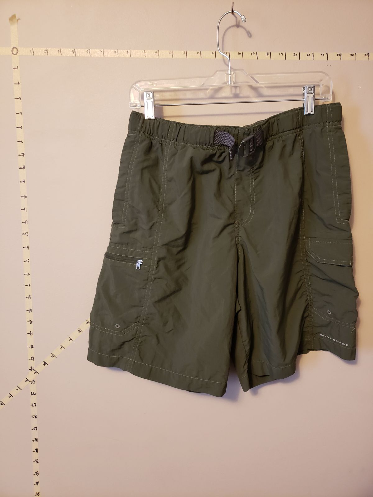 Mens Columbia Athletic Shorts