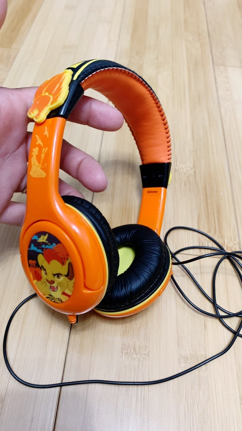 Disney Lion Guard Wired Headphones