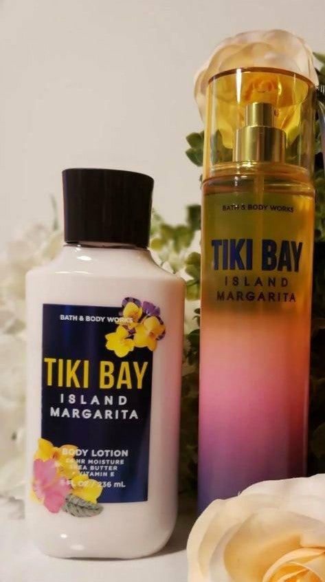 Bath & Body Works Tiki Bay Island Margar