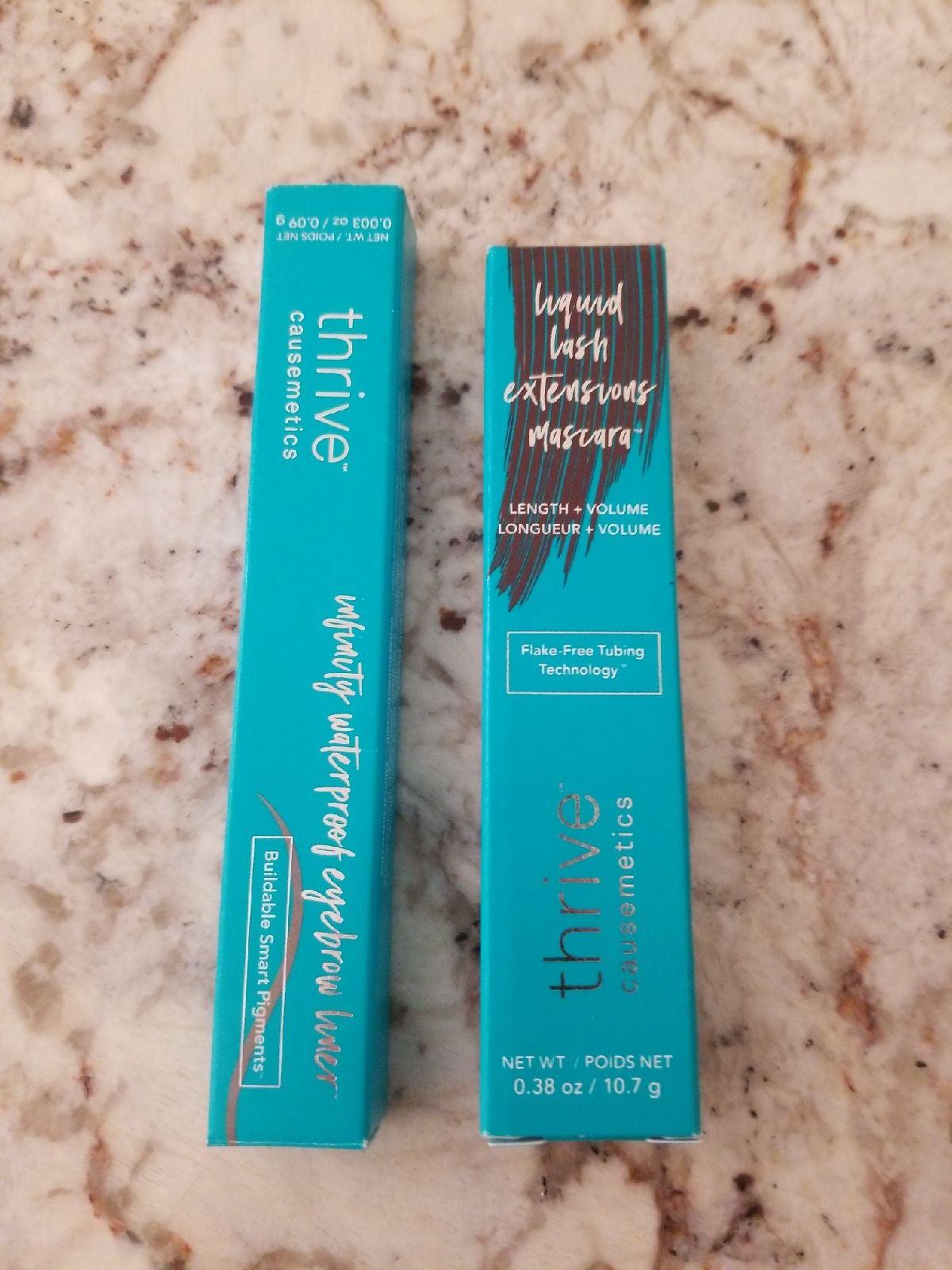 Thrive Causemetics Mascara eyebrow liner