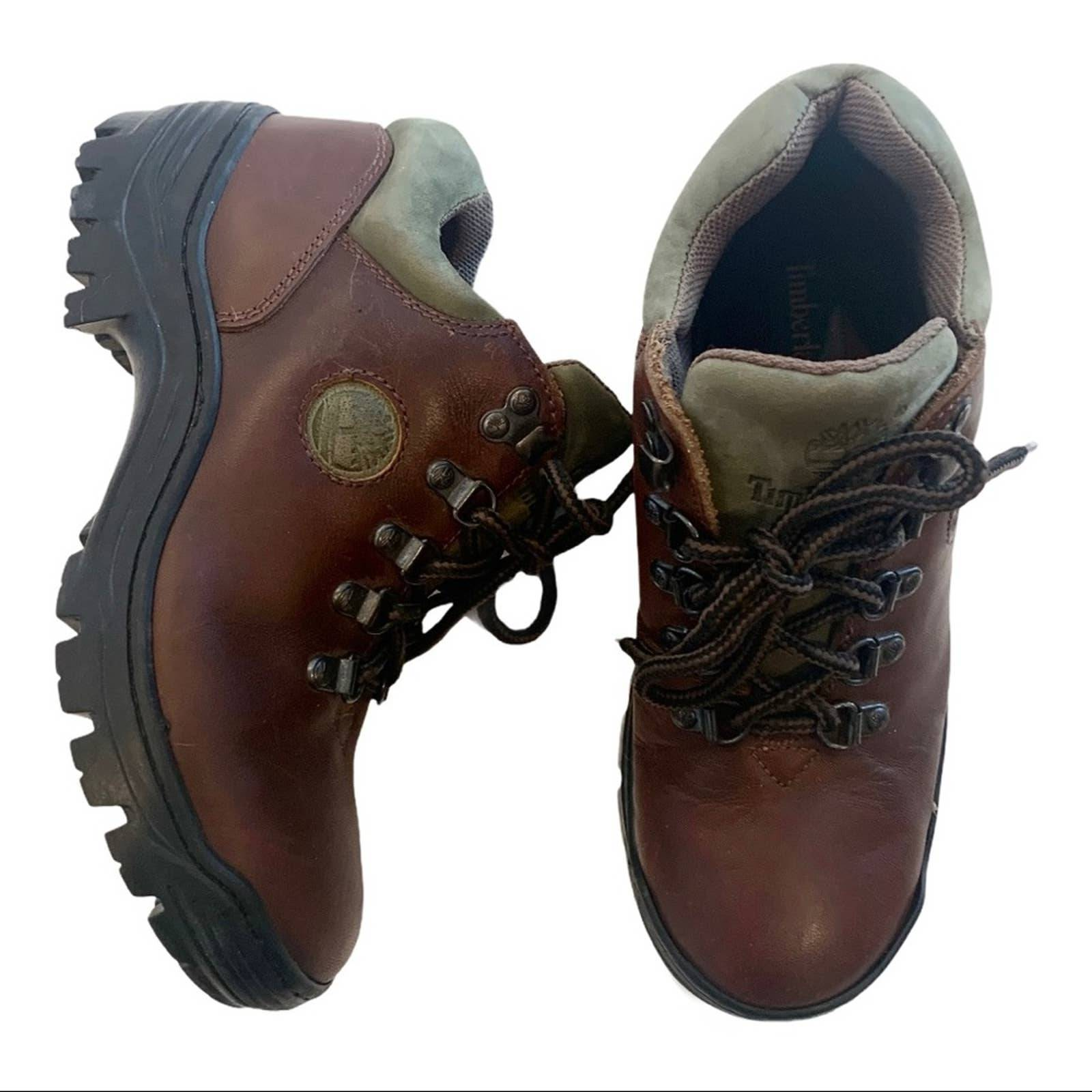 TIMBERLAND Euro Hiker Leather boot