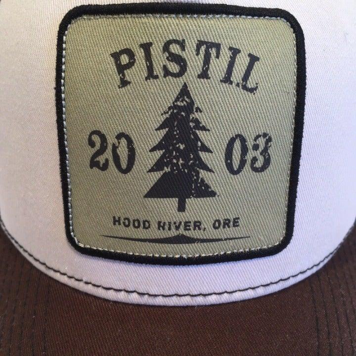 Pistil Designs Burnside Snapback Hat