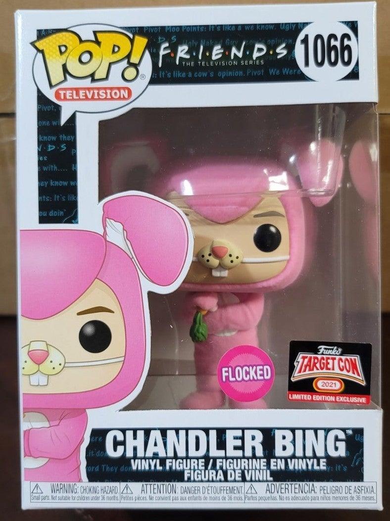 Funko Pop Target Con Chandler Bing
