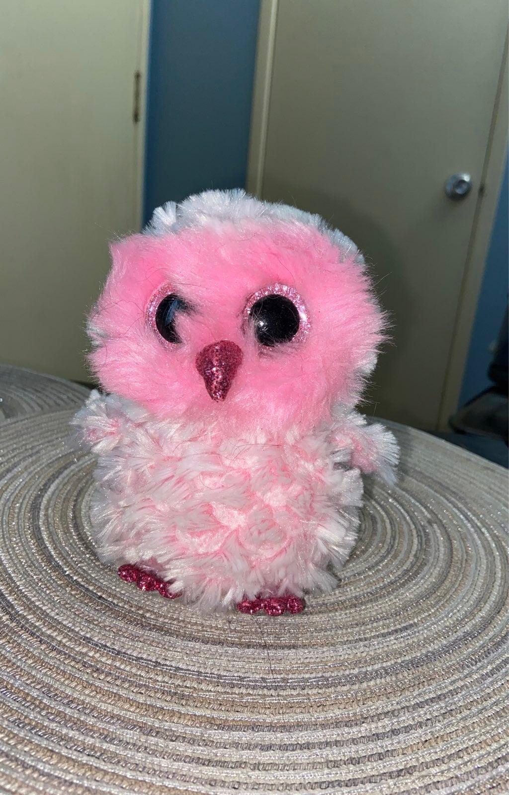 TY Beanie Boo's Twiggy Owl