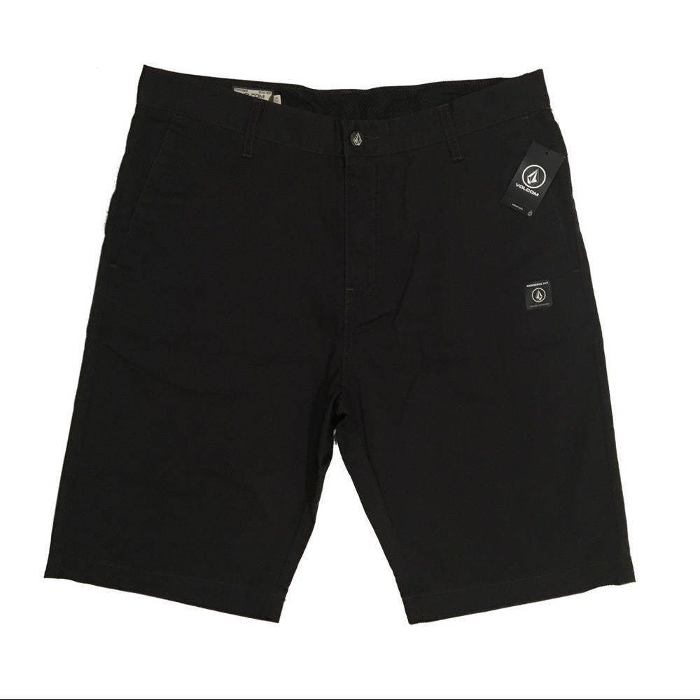 Volcom V-Monty Modern Fit Shorts NWT