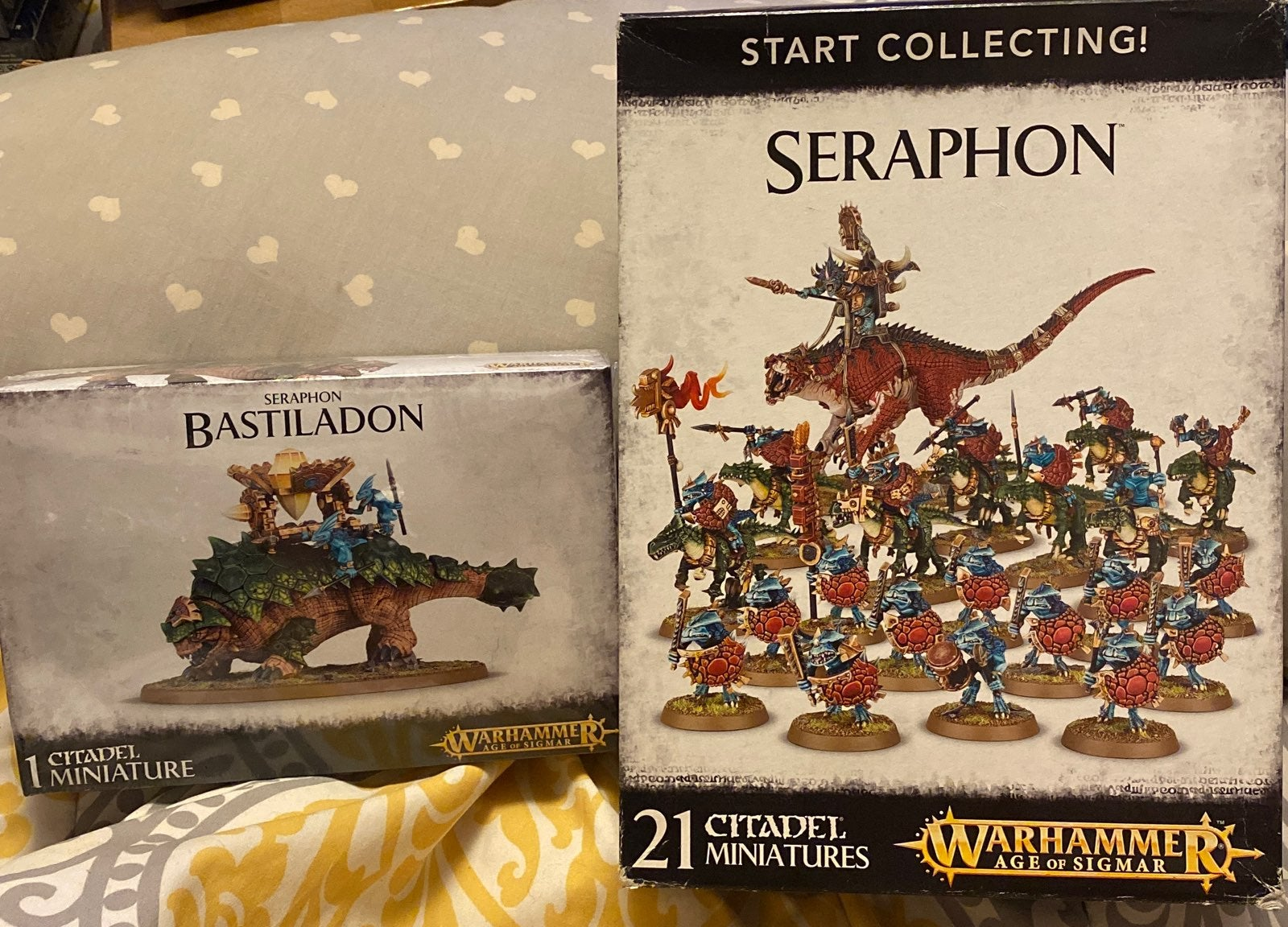 Seraphon Age of Sigmar Starter Army!