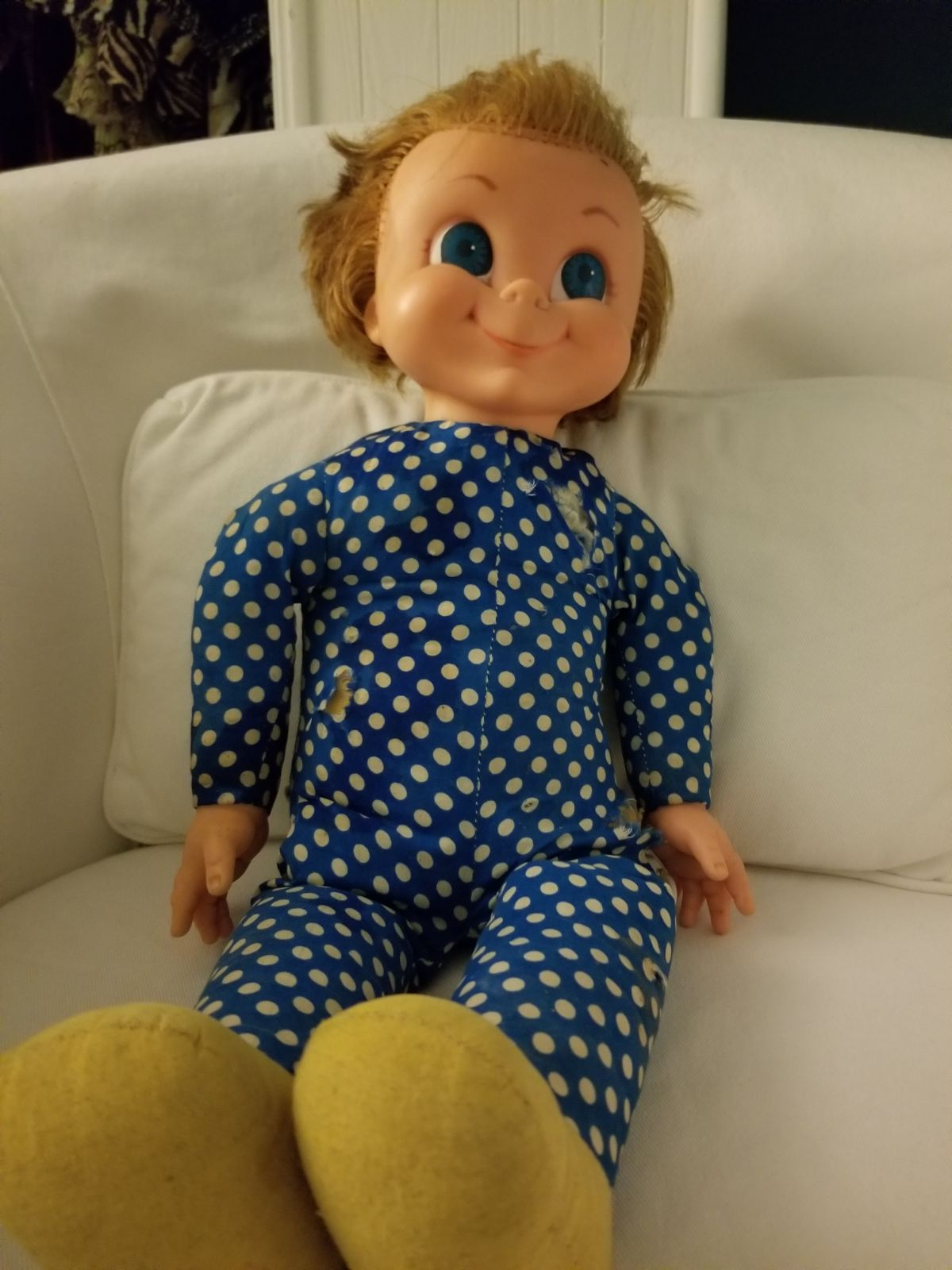 "Vintage Matell "" Miss Beasley "" Doll"