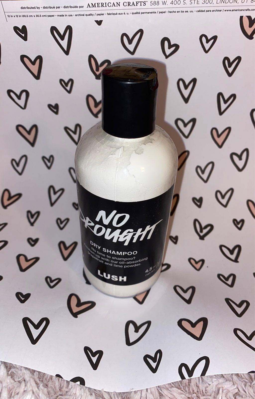 Lush- No Drought 4.5oz