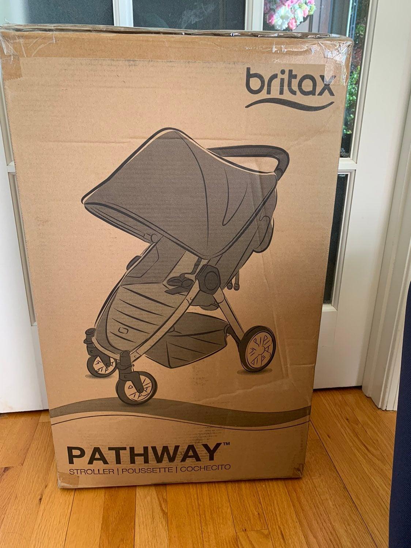 Britax Pathway Stroller