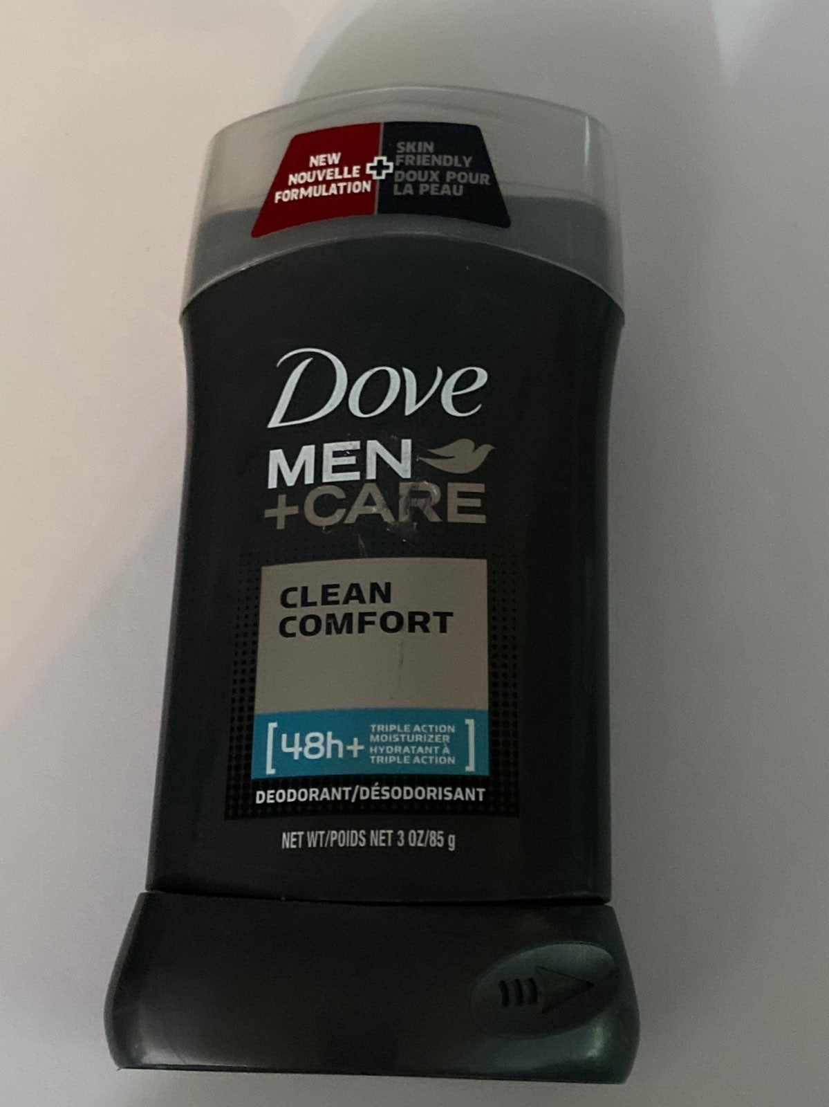 Dove Men + Care Deodorant clean comfort