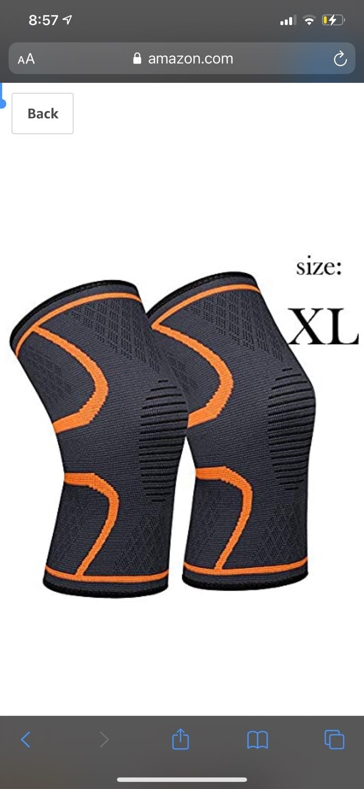 Knee Sleeve, Knee Brace for Joint