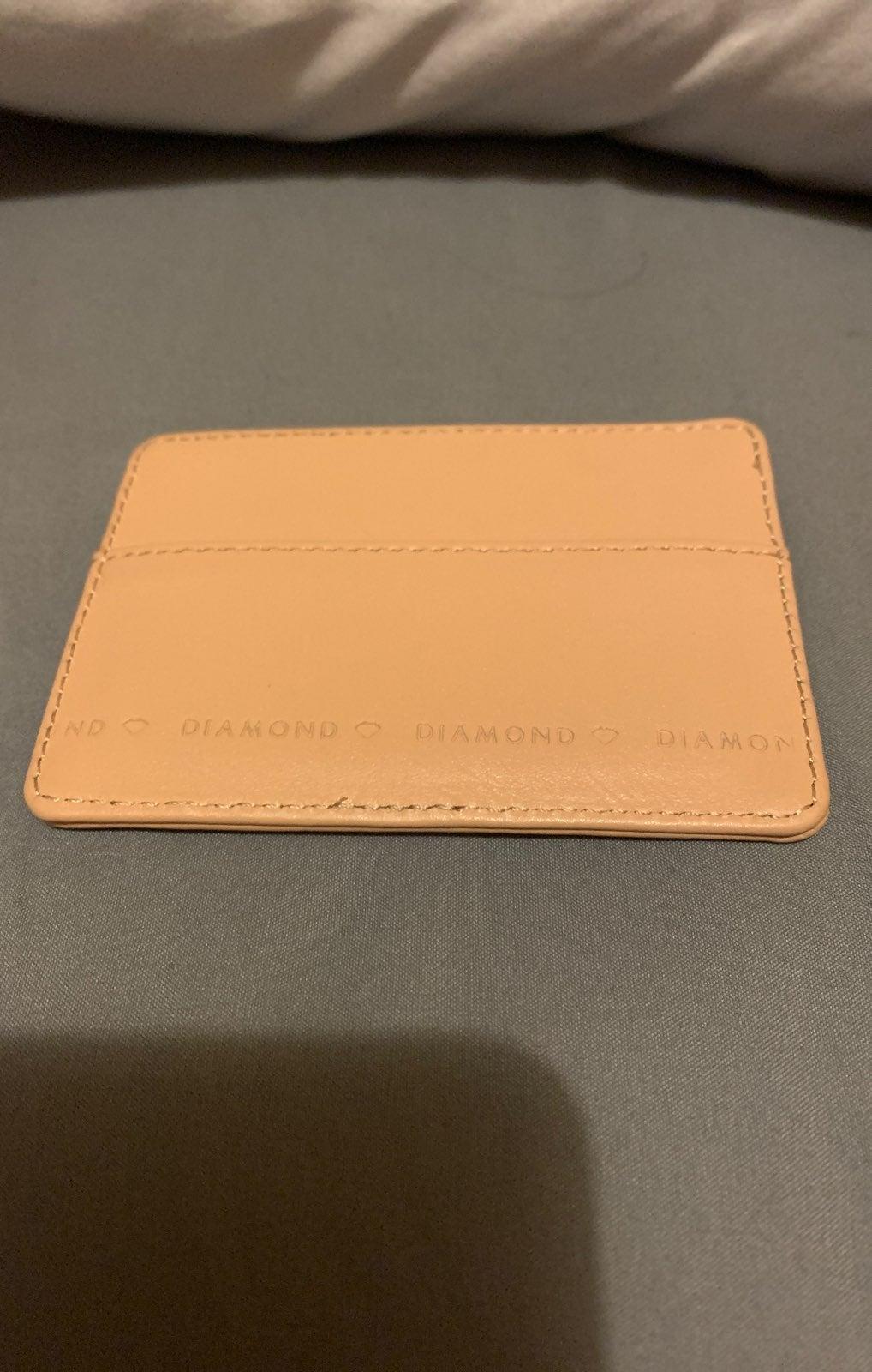 Diamond Supply Co Card Holder