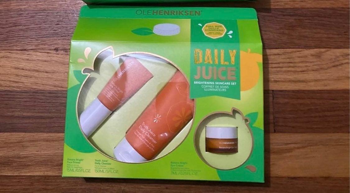Ole Henriksen Daily Juice Set