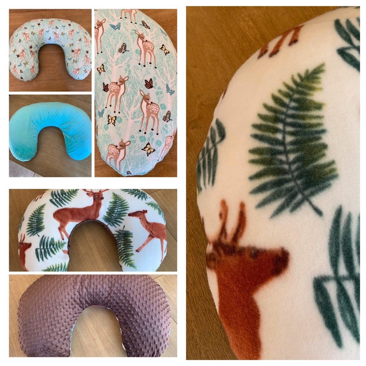 SALE Handmade Boppy Pillow Covers