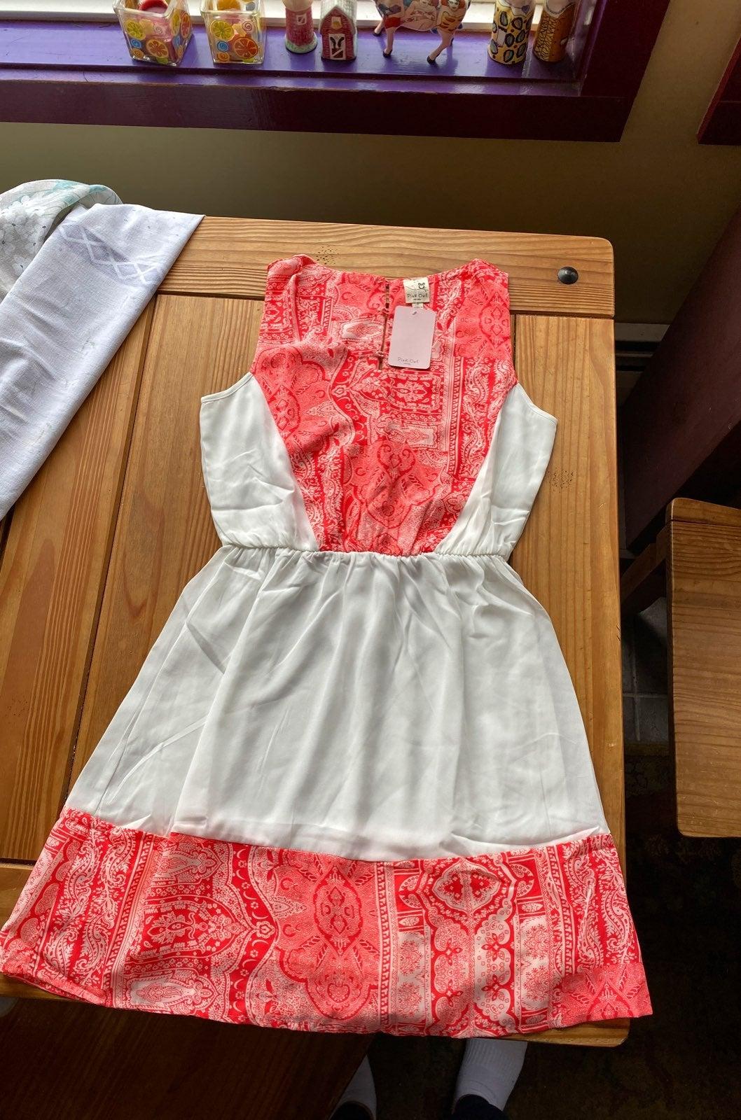 Pink Owl Boutique Dress (M)