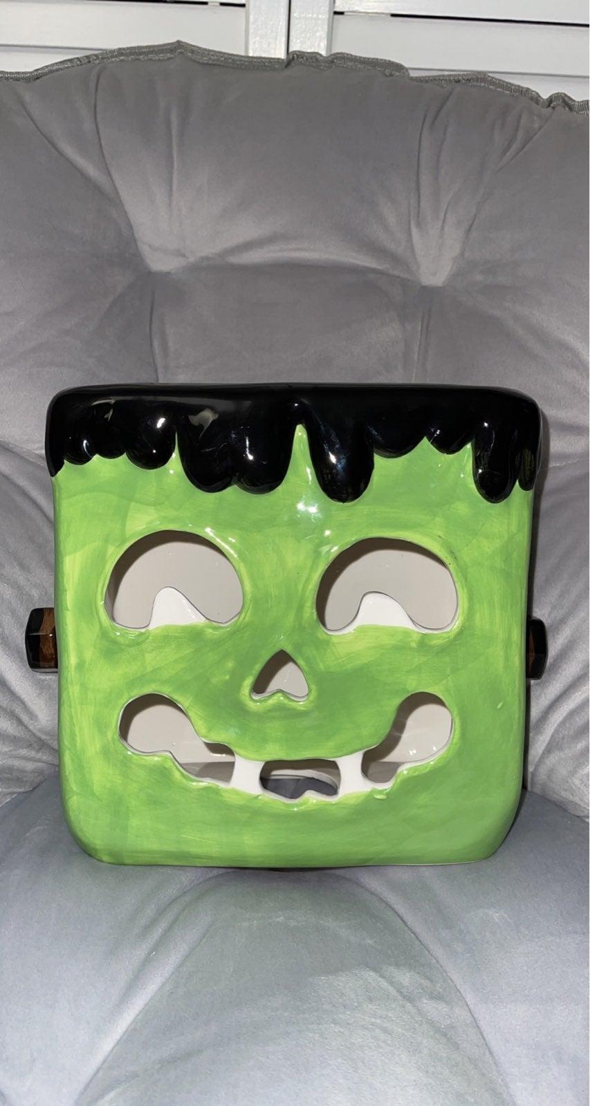 Large Frankenstein Ceramic Piece