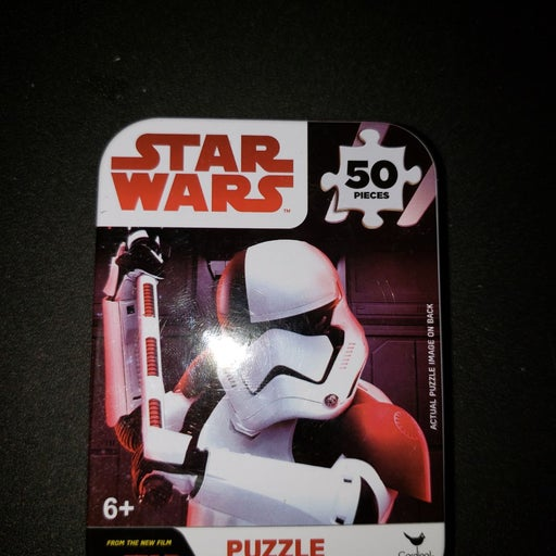 Disney Star Wars 5x7 50 Piece Puzzle