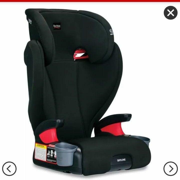 Britax Skyline 2-Stage Booster Car Seat