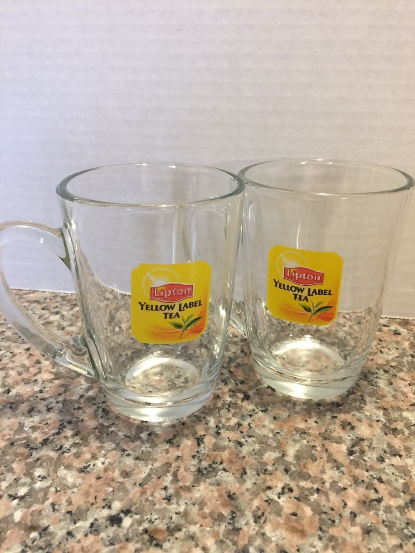 Lipton tea mugs UAE yellow label tea 2