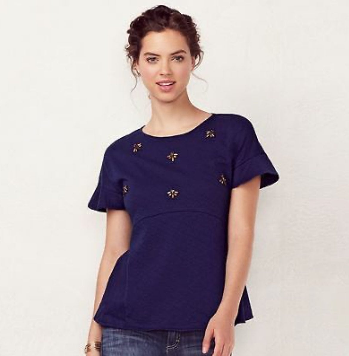 Lauren Conrad Bee Top
