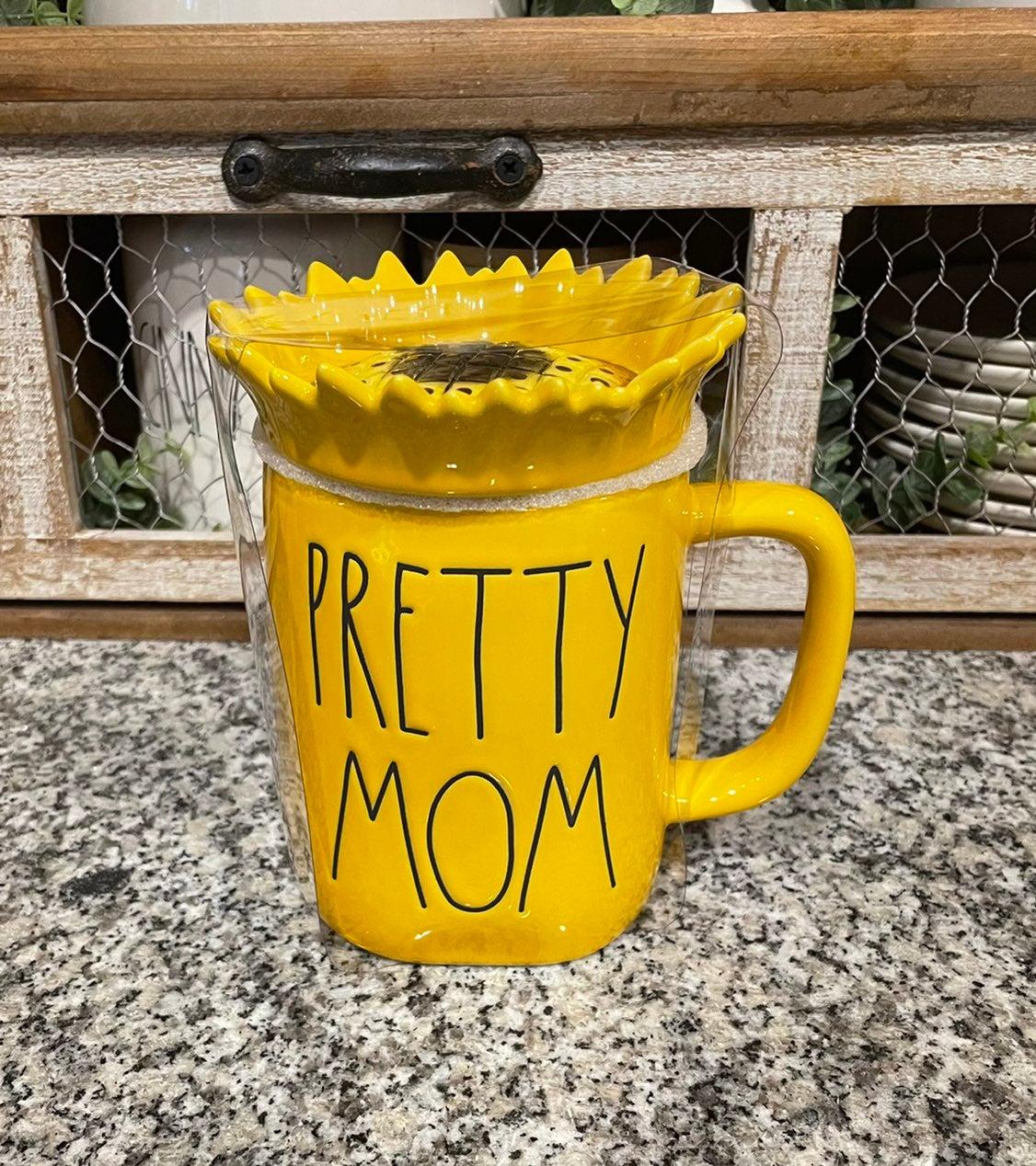 Rae Dunn Pretty Mom Mug