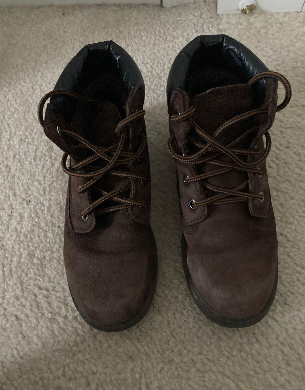 Sperry Boy's boots 12W