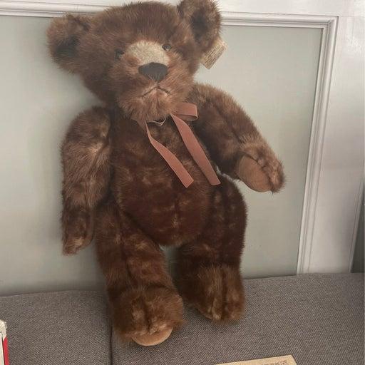 Russ limited edition Ebbets bear
