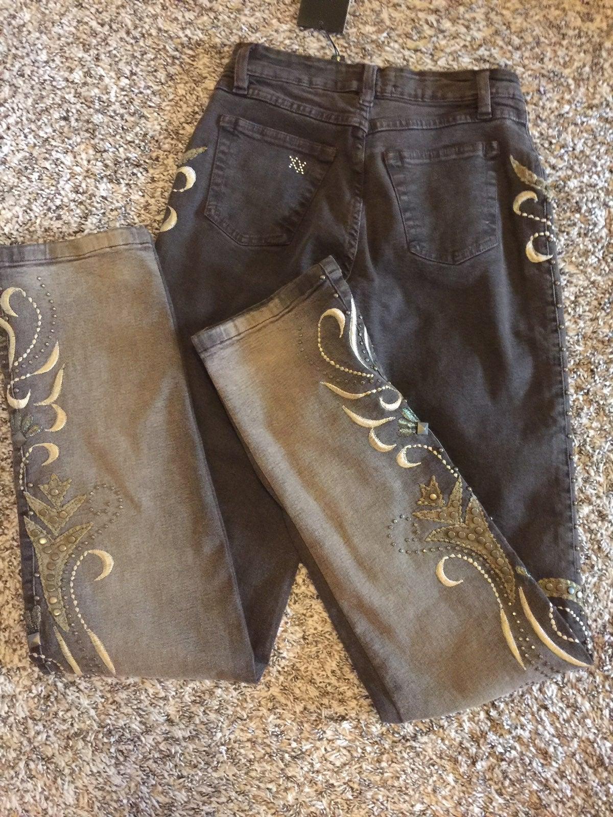 NWT Brazilroxx Jeans Emblished Jeans 2
